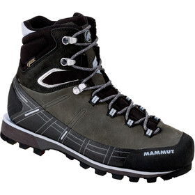 Mammut Kento High GTX Shoes Damen graphite-black